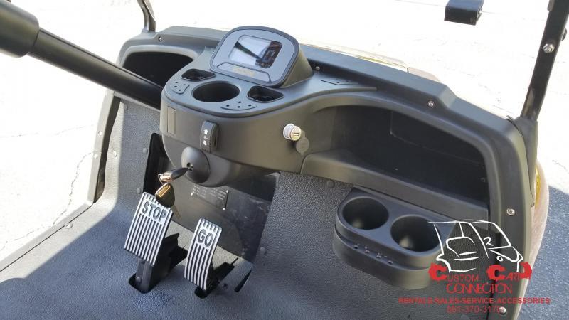 2019 ICON i40 Golf Cart
