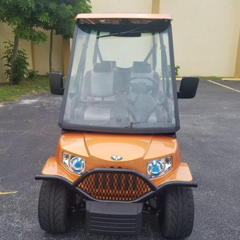 2019 Tomberlin E-Merge E4 LE Plus Street Legal Golf Cart