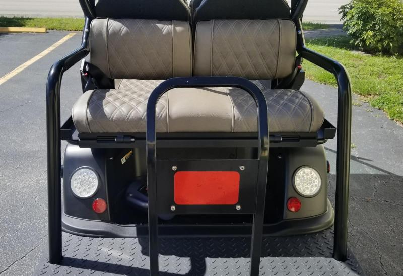 2019 Tomberlin Ghosthawk Golf Cart
