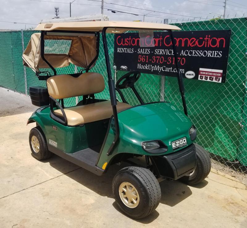2016 E-Z-GO TXT/FREEDROM Golf Cart