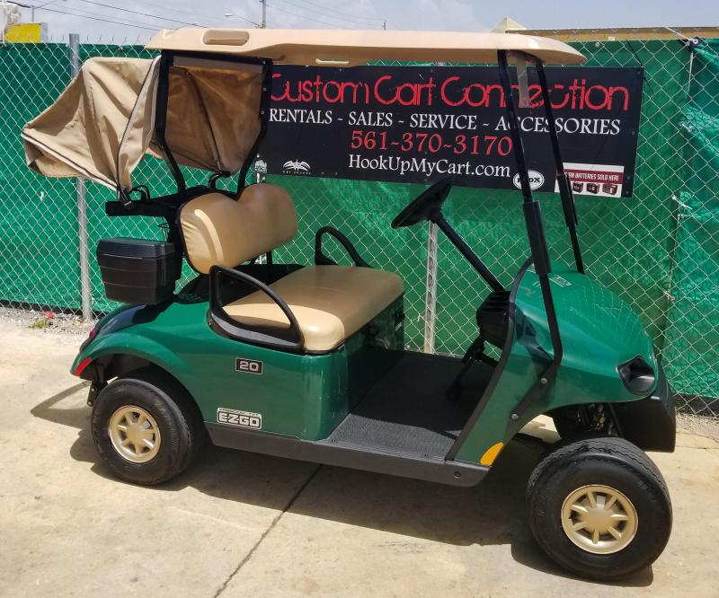 2016 E-Z-GO TXT/FREEDROM Golf Cart