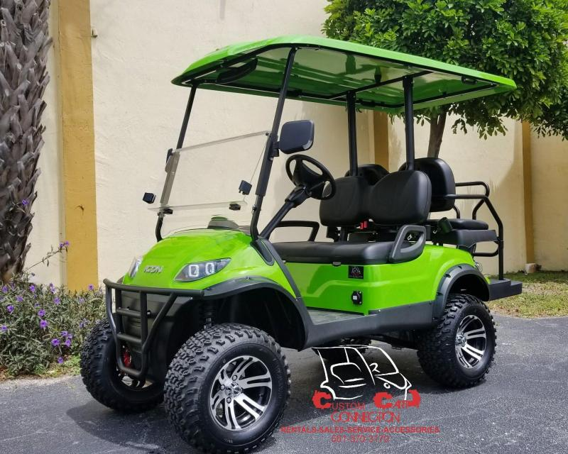 2019 ICON i40L Golf Cart