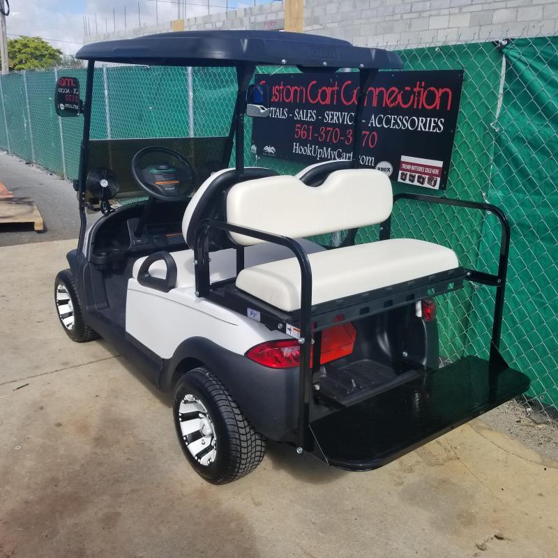 Custom  Car Precedent i2 4 Passenger (Electric) Golf Cart
