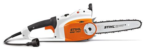 """Stihl MSE 170 C-BQ Electric Chainsaw 16"""" Bar"""