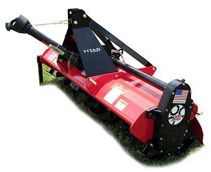 Heavy Duty Gear Driven Tiller 48""