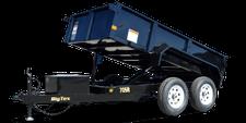 70SR-10 Dump Trailer