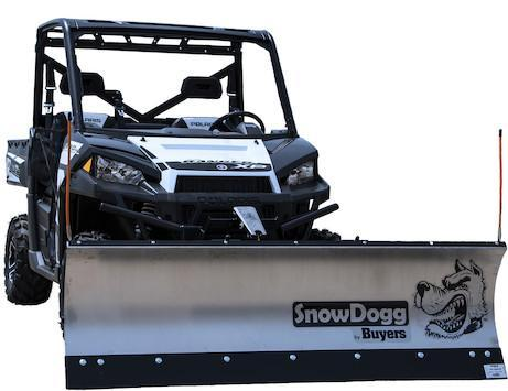 (1 LEFT!) NEW 2018 SnowDogg 6' UTV (MUT60) Snow Plow