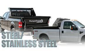 NEW DumperDogg 8' Lo Pro Steel Insert Dumper Attachment