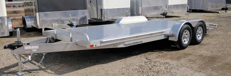 NEW 2018 ATC 20' HD Aluminum Open Car Hauler