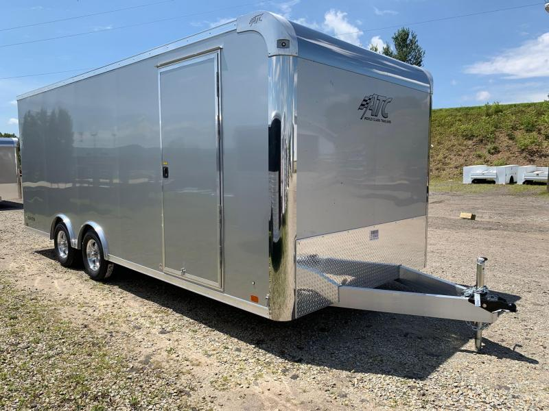 NEW 2020 ATC 8.5 x 20 Raven Car Hauler w/ Ramp Door