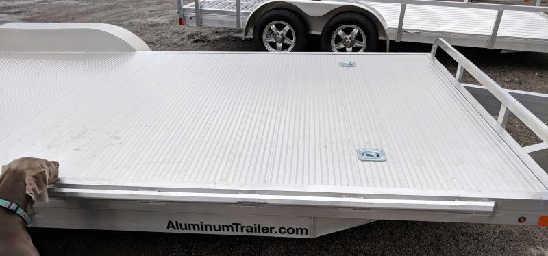 NEW 2019 ATC 18' ARROW CH-X HD Open Aluminum Car Hauler