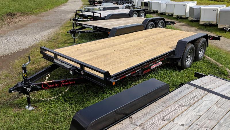 NEW 2019 Quality 18' HD PRO Car Hauler  in Ashburn, VA