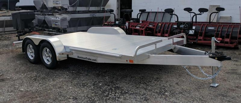 "NEW 2019 ATC 16' "" ARROW CH-X"" Aluminum Car Hauler"