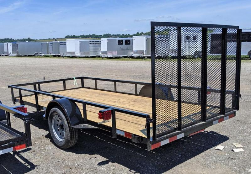 NEW 2020 Quality 6x14 General Duty Utility Trailer