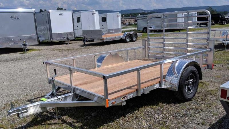 NEW 2020 Legend 6x10 Open Deluxe Utility Trailer