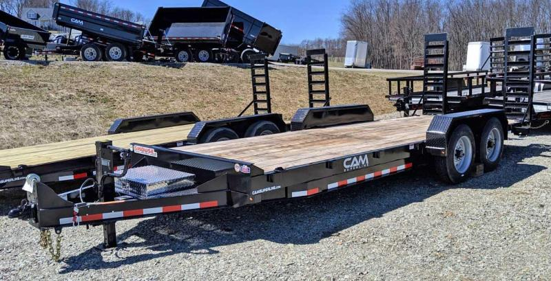 NEW 2019 CAM 20' HD Channel Equipment Hauler in Ashburn, VA