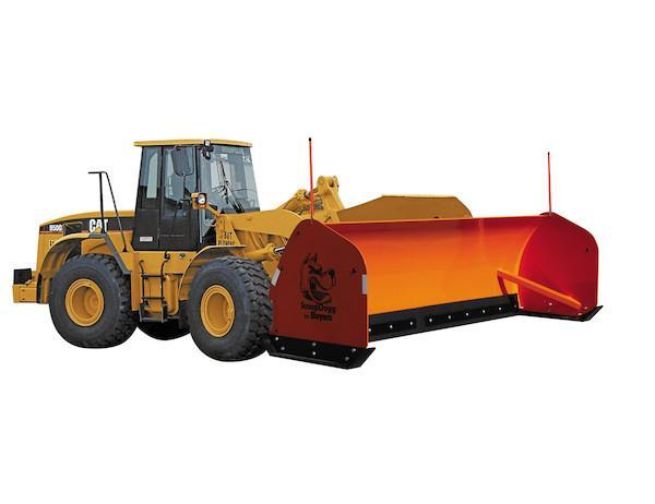 NEW ScoopDogg 12' Loader Pusher- 2 LEFT IN STOCK
