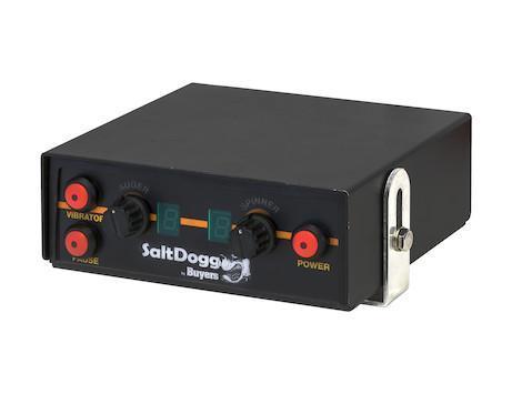 NEW Saltdogg 1.0 Cu Yd Poly Hopper Spreader w/ Standard Chute