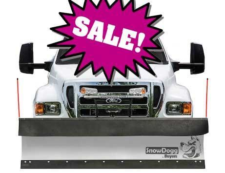 SALE!!! NEW Snowdogg 10' HD Commercial Stainless Steel Snowplow- 2 LEFT IN STOCK