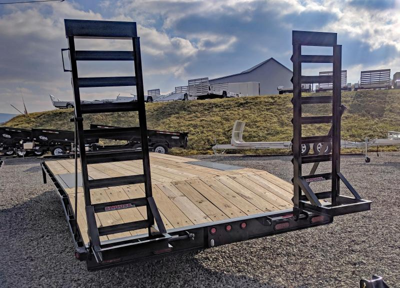 NEW 2019 Quality 16+4 General Duty Deckover Tagalong Trailer