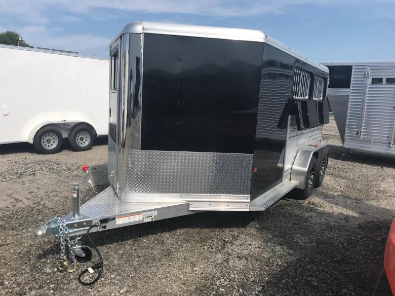 2018 Frontier LOWPRO 7x12 (4) Pen Aluminum Livestock Trailer
