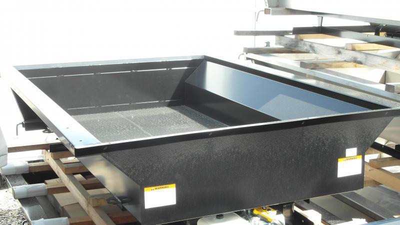 NEW DumperDogg 6' Lo Pro Steel Insert Dumper Attachment