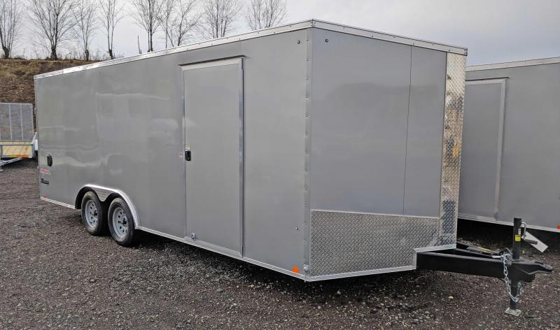 NEW 2018 Cargo Express 8.5X20 XLW Sloped V-Nose Car Hauler