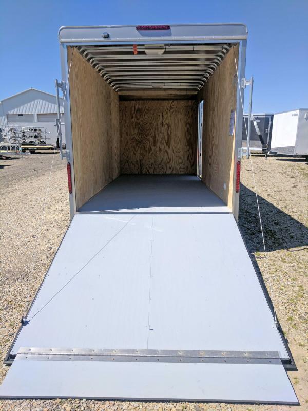 NEW 2020 Car Mate 7x16 HD Custom Cargo Trailer w/ Ramp