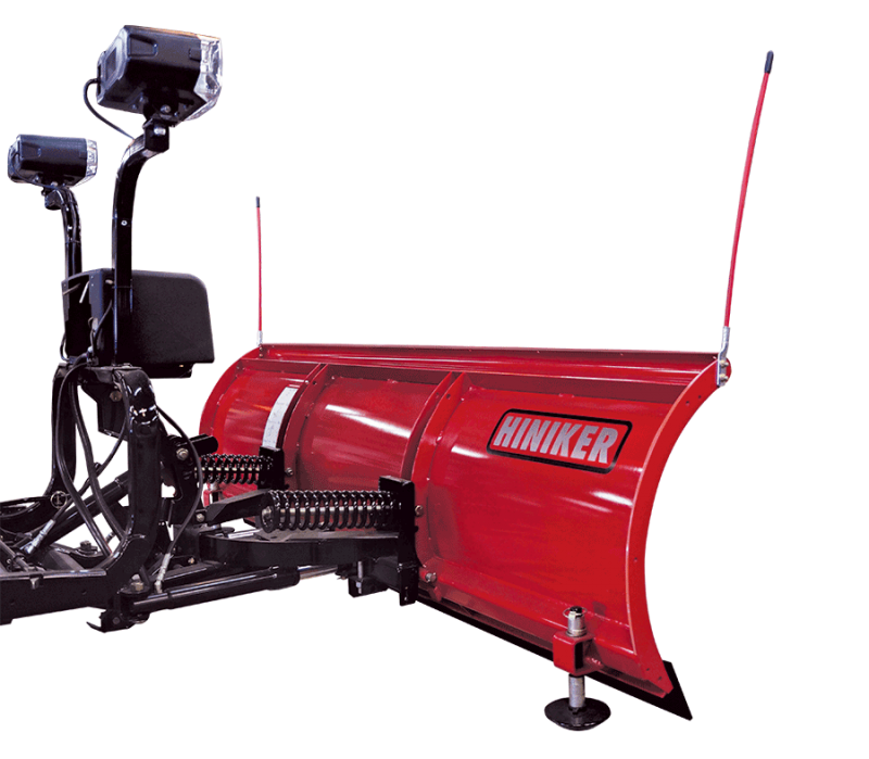 NEW 2019 Hiniker 7.5' HD Full Trip Conventional Steel Snow Plow