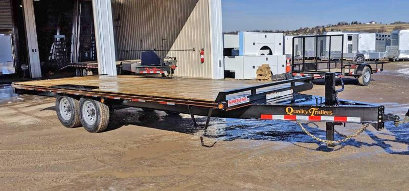 NEW 2019 Quality 20' General Duty Deckover Tagalong Trailer (No Dove or Ramps) in Ashburn, VA