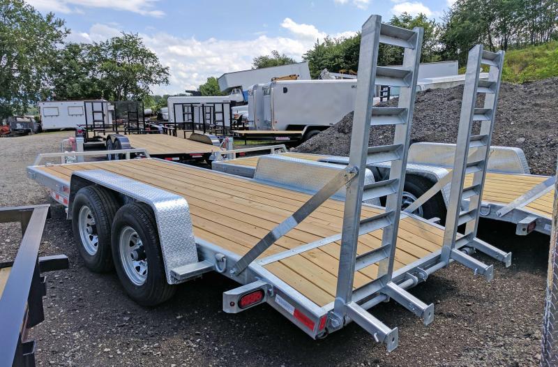 NEW 2018 Load Rite 18' HD Equipment Hauler w/ 2' Dove
