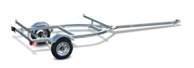 NEW 2020 Load Rite (2 Place) Kayak Trailer