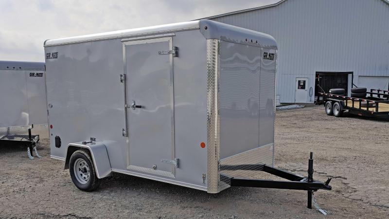 NEW 2019 Car Mate 6x12 Custom Cargo Trailer w/ Rear Barn Doors in Ashburn, VA
