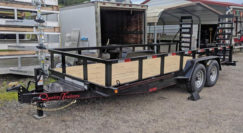 NEW 2019 Quality 18' PRO Skid Steer w/ Top Rail & Spring Assist Stand Up Ramps ( OR 9990#GVW) in Ashburn, VA