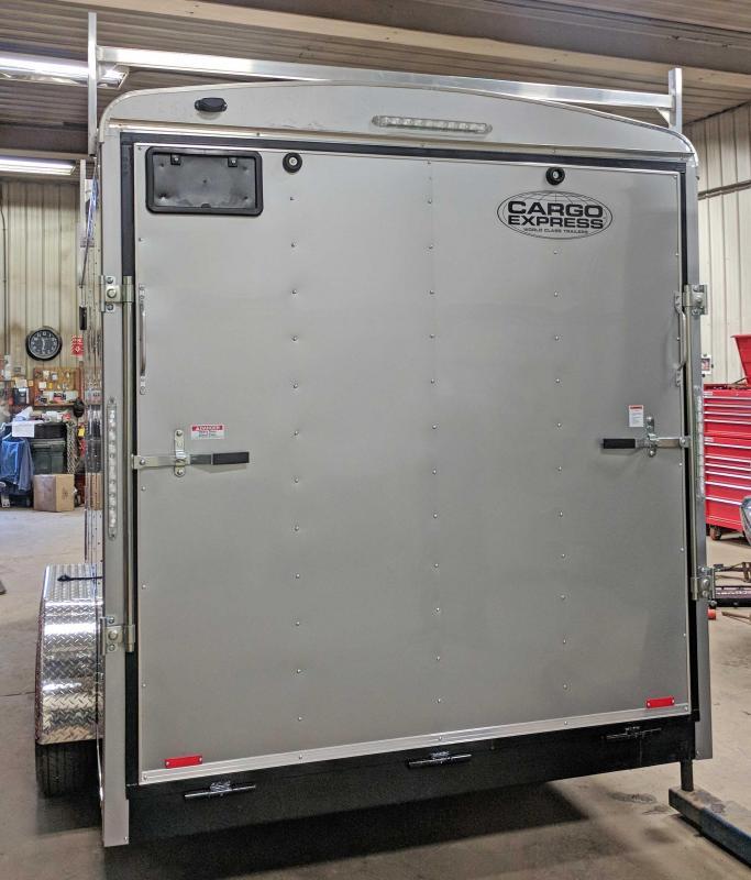 NEW 2018 Cargo Express 7x16 XLR Cargo w/Ramp Door