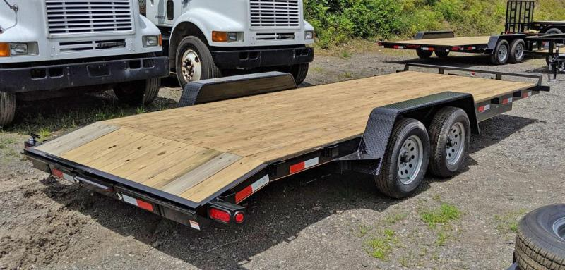 NEW 2020 Quality 20' General Duty Car Hauler w/ Dovetail