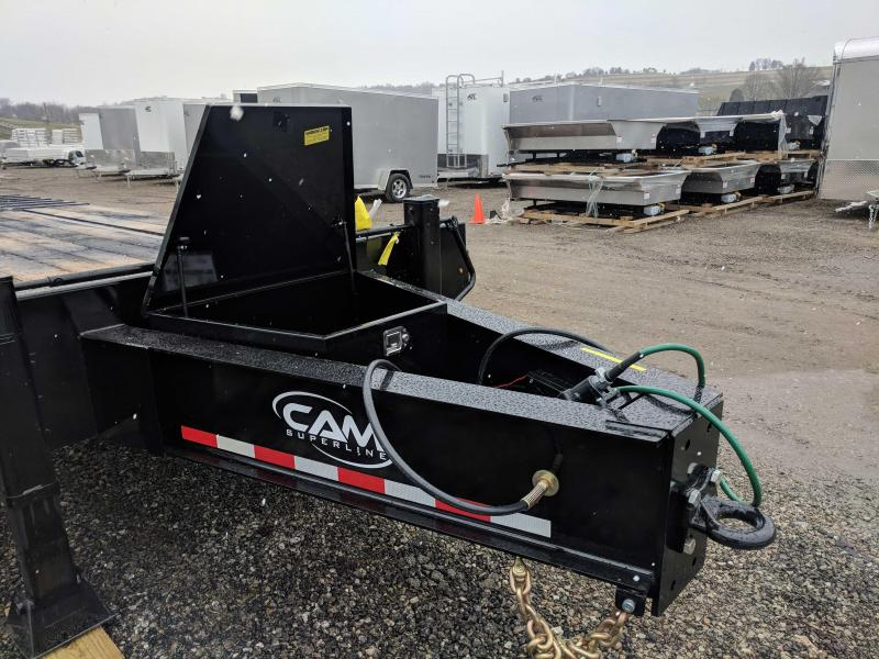 NEW 2019 CAM 20+5 HD Deckover Tagalong w/ Air Brakes