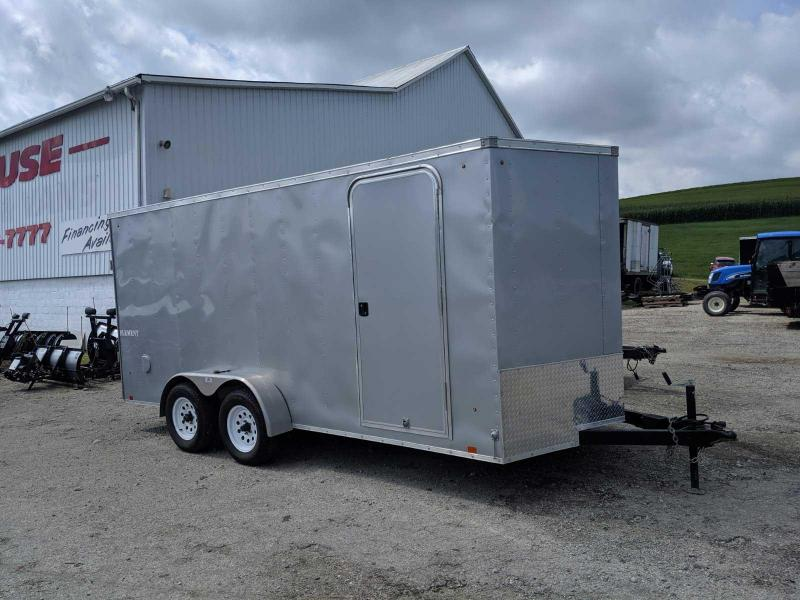 2014 Look Trailers EWLC7x16TE2 Enclosed Cargo Trailer