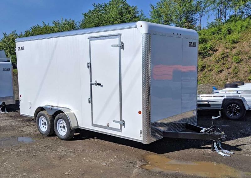 NEW 2019 Car Mate 7x16 HD Custom Cargo w/ Rear Barn Doors  in Ashburn, VA