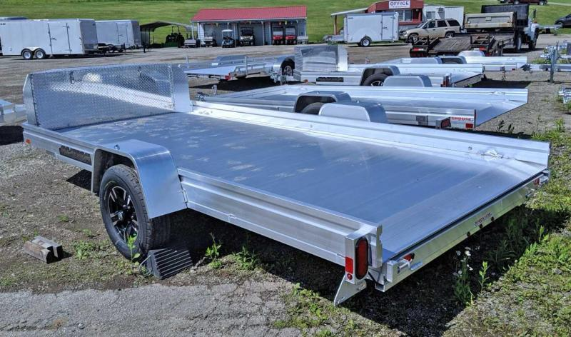 NEW 2020 Aluma 14' UTV Trailer w/ Slide out Ramp