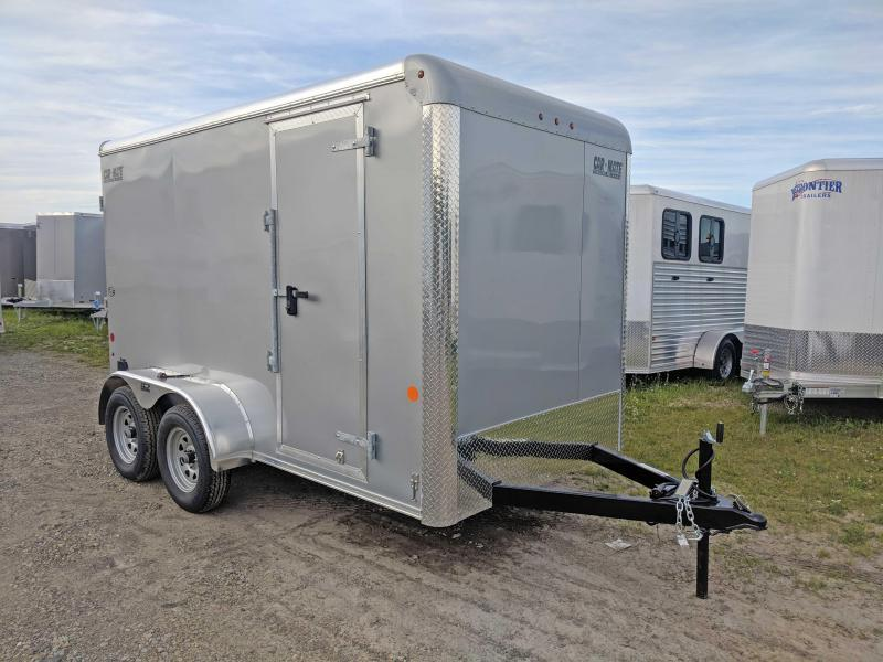 "NEW 2018 Car Mate 6X12 HD Custom Cargo Trailer w/ Ramp (Add'l 6"" Height)"