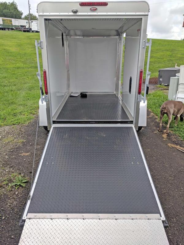 "NEW 2019 Car Mate 5 X 8'5"" Enclosed Cargo Trailer w/Ramp"