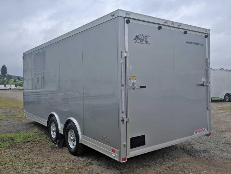 NEW 2020 ATC 8.5 x 20 HD Quest CH205 Car Hauler w/ Ramp