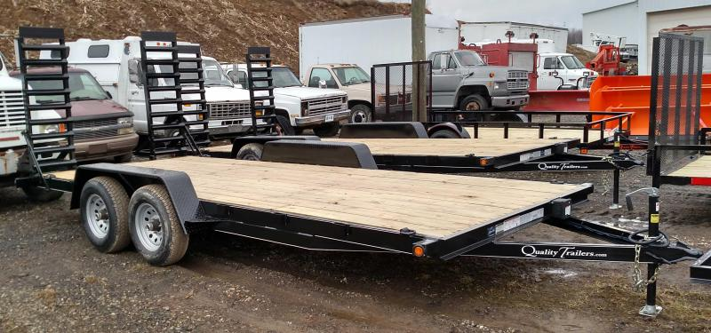NEW 2019 Quality 18' Economy  Equipment Hauler-NO DOVE in Ashburn, VA