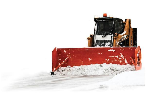 NEW ScoopDogg 8' Skid Steer Pusher