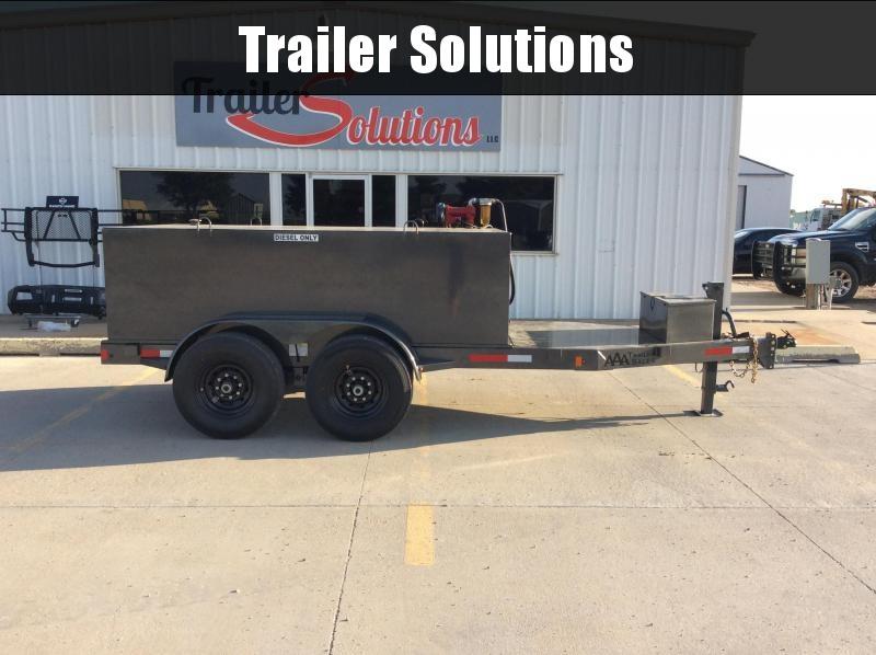 2020 AAA Fuel Trailer