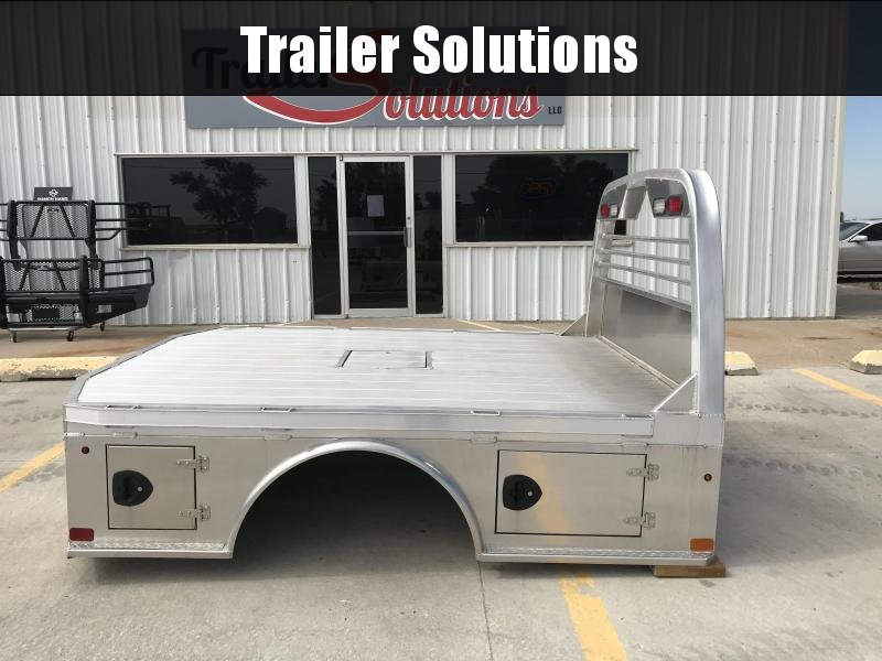 2018 PJ Aluminum Skirted Truck Bed