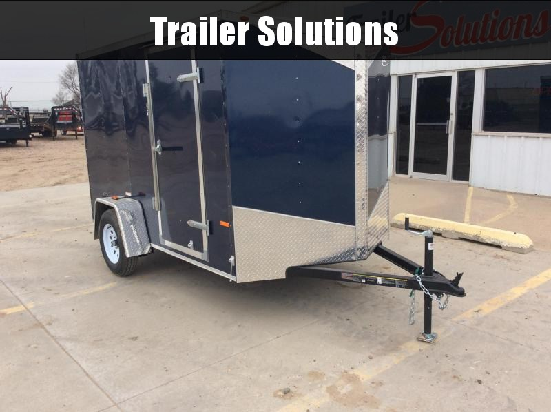 2019 RC 6 x 10 Enclosed Trailer