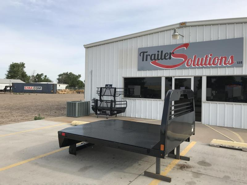 2019 PJ Trailers Standard Steel Truck Bed