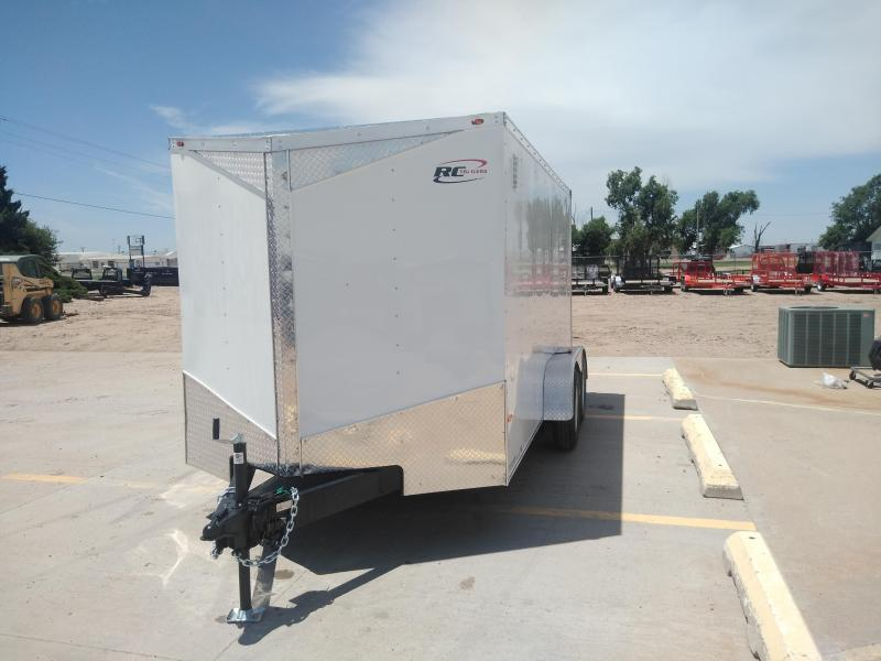 2019 Carry-On 7 X 14 Enclosed Trailer